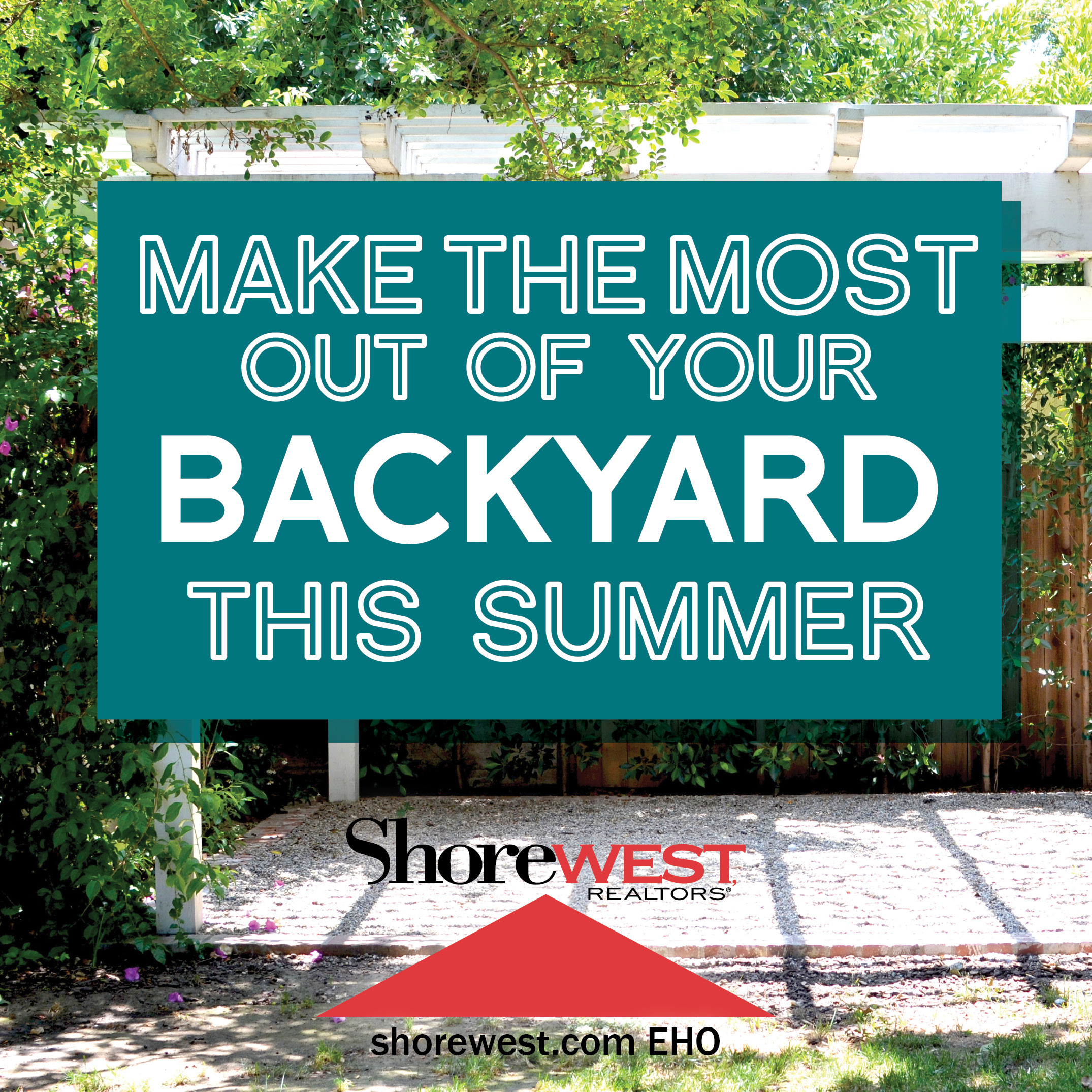 shorewest realtors shares 20 ways to transform your backyard for