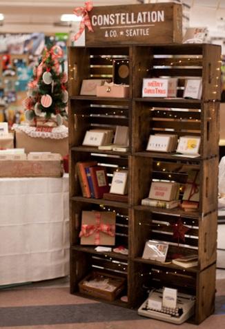 Shorewests DIY Project Crate Bookshelf