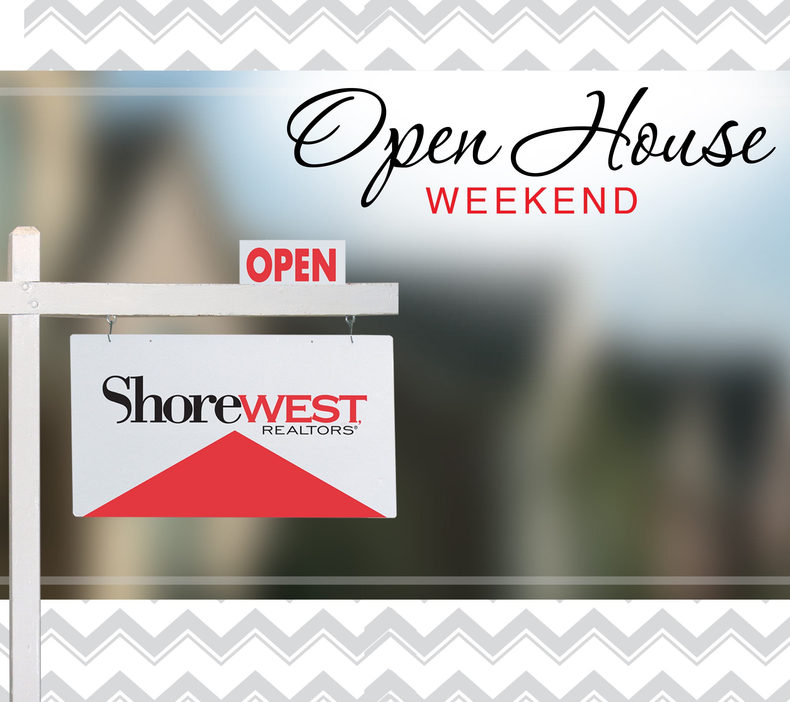 Open House Weekend Share Image