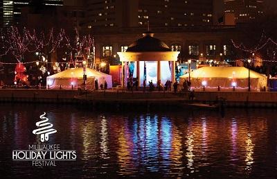 Christmas Lights Milwaukee.Community Spotlight Milwaukee Holiday Light Festivals