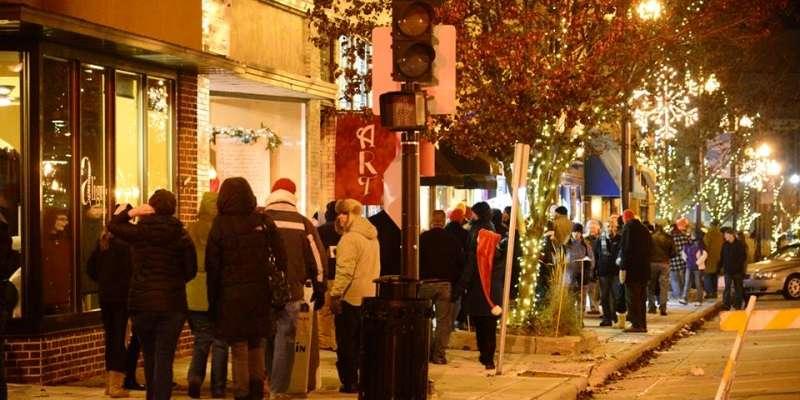 Community Round Up Christmas
