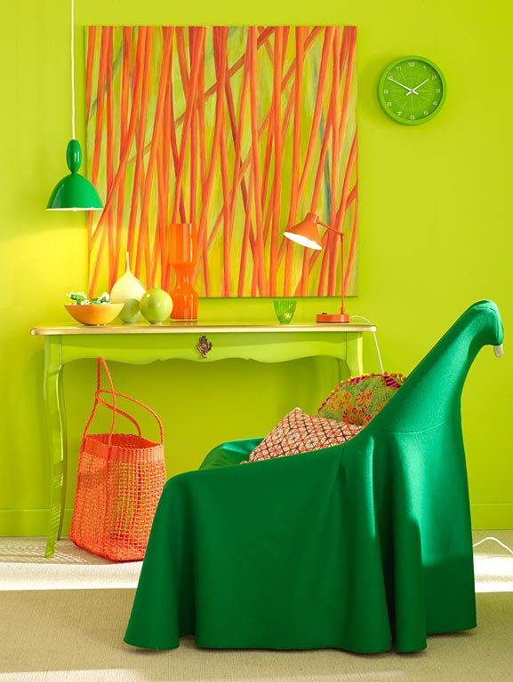 Bold Colors
