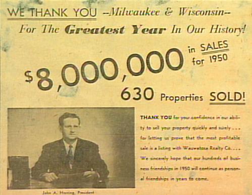 1950 - greatest year