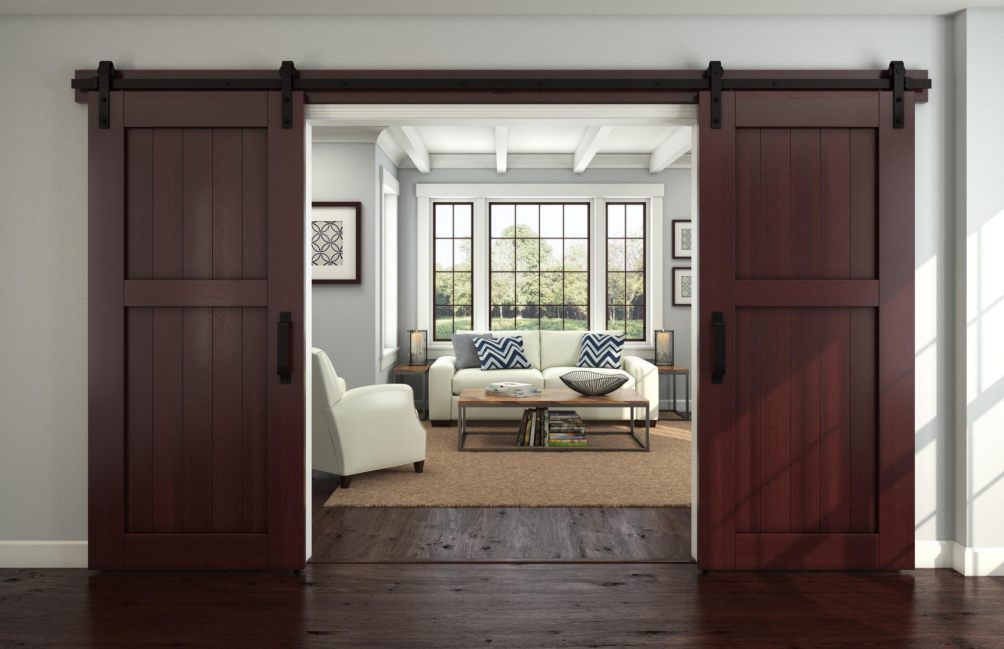 Barn Doors 1