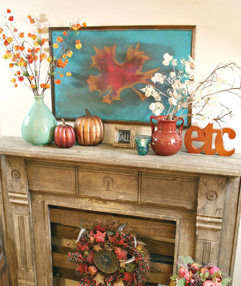 Adding a touch of fall to your home shorewest latest for Accents decoration
