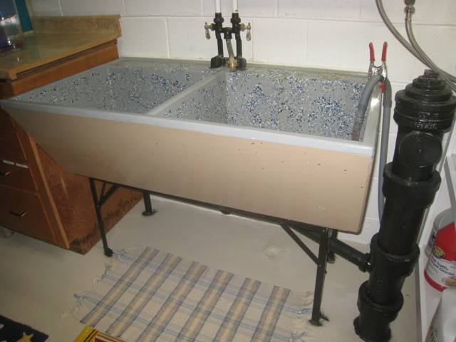 Diy Project Painted Laundry Tub Shorewest Latest News