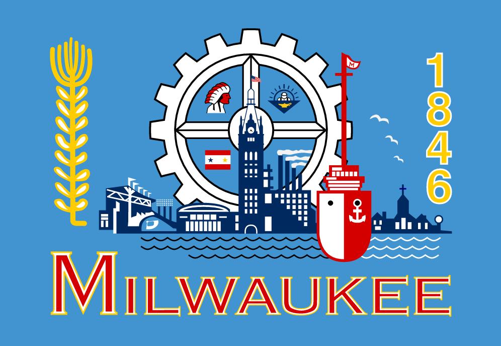 Milwaukee Flag