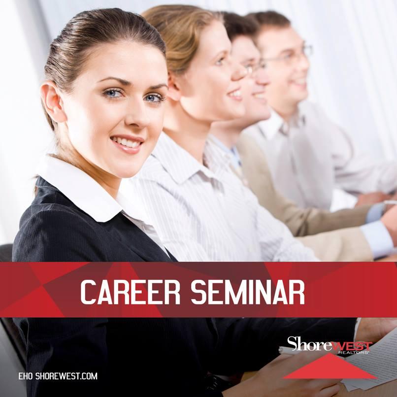 Career Seminar 1