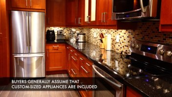 Should Appliances Be Included in the Sale of a Home