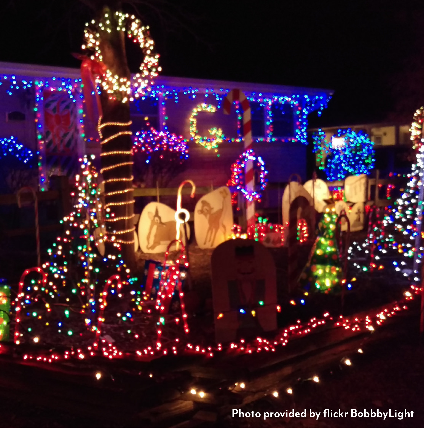 2018 Southeastern Wisconsin Holiday Light Displays